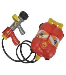 Водный пистолет с рюкзаком Пожарный Сэм 9250916
