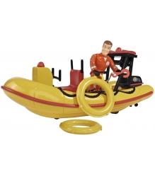 Игрушка Simba Пожарный Сэм Лодка спасателей 9251660
