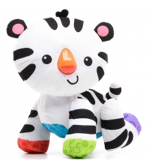 Интерактивная игрушка Fisher Price Тигр озвученый CBN63...