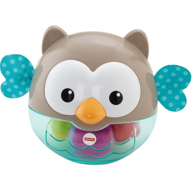 Игрушка Fisher Price Сова с шариками CDN46