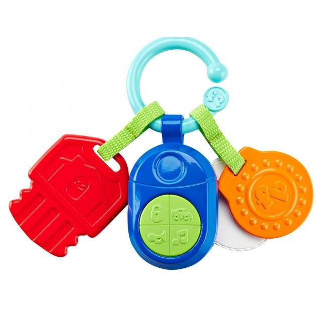 Обучающая игрушка с прорезывателем Fisher Price Музыкальные ключики DFP52
