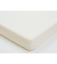 Простыня на резинке фланель Giovanni Shapito 120x60 см белый