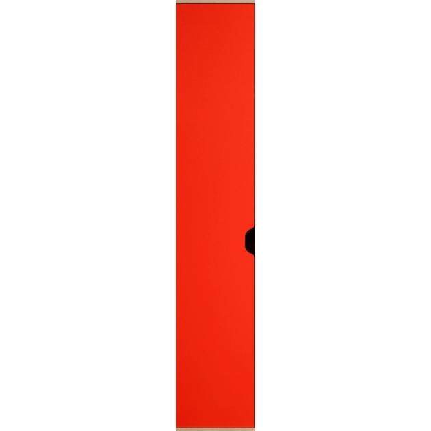 Детский шкаф для белья Глазов мебель Автобус 5 (красный)