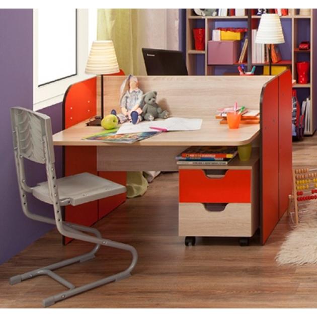 Детский письменный стол Глазов мебель Автобус 2