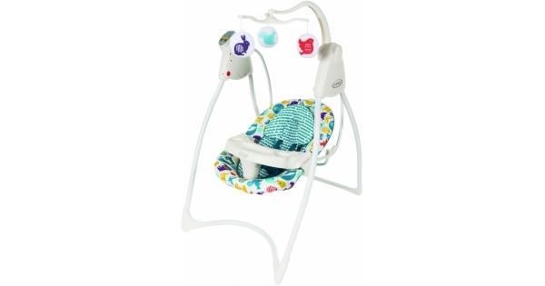 Качели для новорожденных отзывы graco