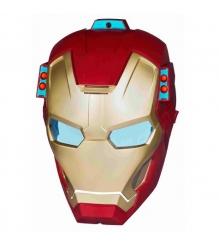 Детский шлем Marvel Электронный Железного человека Hasbro A1714H...