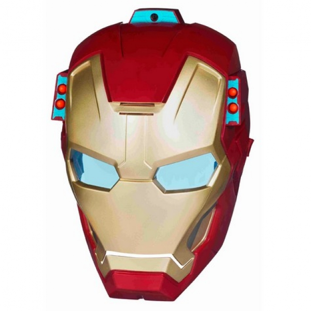 Детский шлем Marvel Электронный Железного человека Hasbro Хасбро A1714H