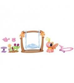 Литл пет шоп Littlest Pet Shop Игровой набор с ход...