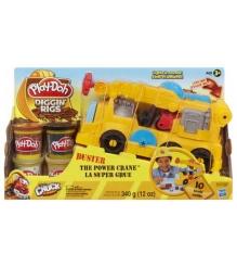 Детский пластилин play doh игровой набор пластилина веселый кран hasbro a49365h