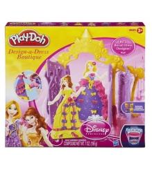 Детский пластилин play doh набор бутик для принцесс дисней a2592e24...