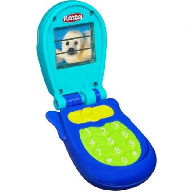 Playskool (Плейскул) Игрушка Телефон Hasbro (Хасбро) (Арт. 37226H)