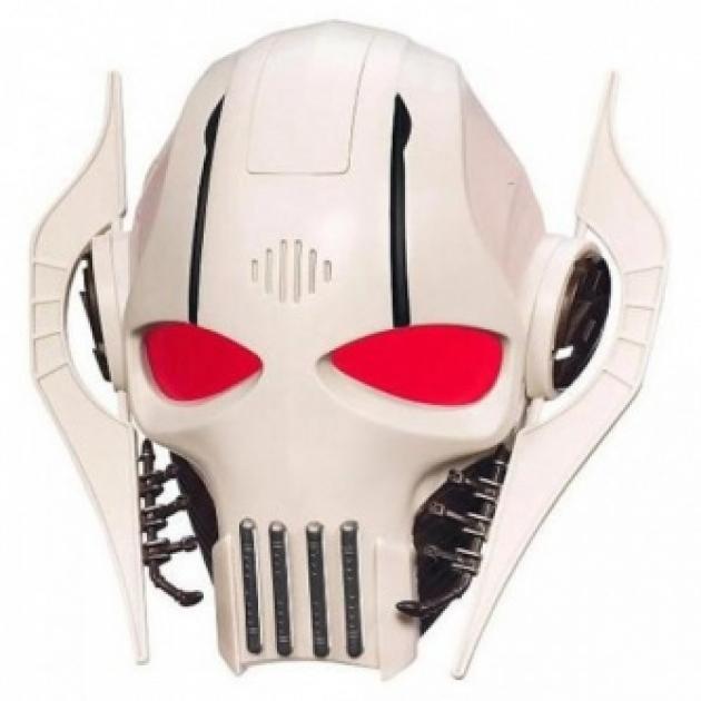 Детский шлем Hasbro Star Wars электронный Генерал Гривус 36766