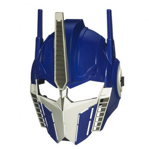Детский шлем Прайм Маска Hasbro Хасбро 37677H