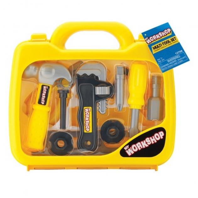Детская мастерская Keenway Ящик с инструментом 12768