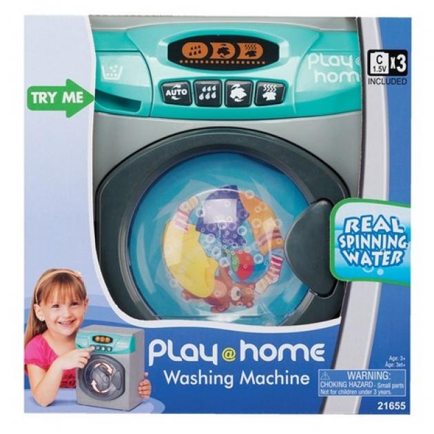 Игрушка для уборки Keenway стиральная машинка 21655