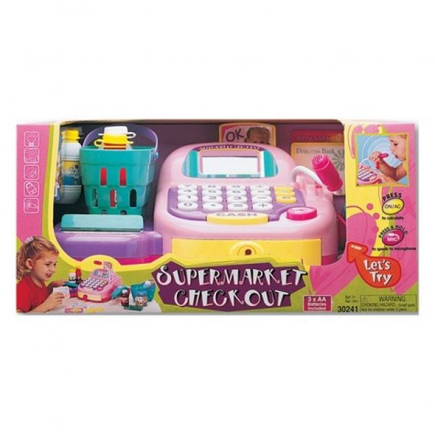 Игрушка для супермаркета Keenway Касса 30241