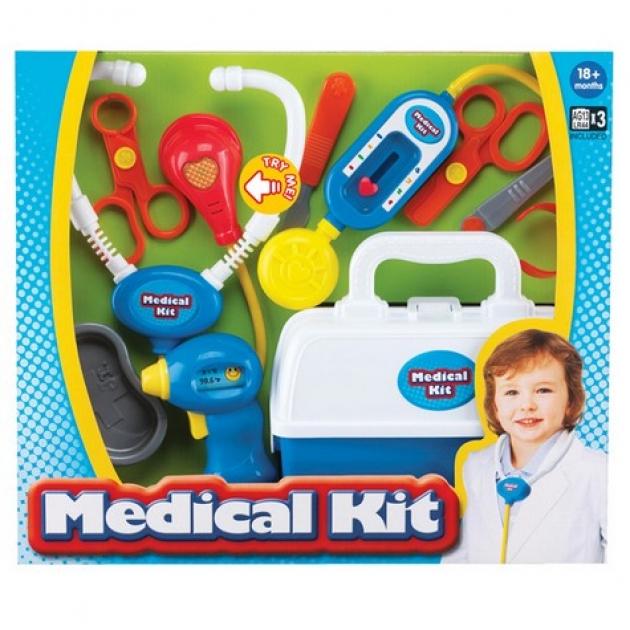 Игрушки больница Keenway Набор Юный доктор 30577