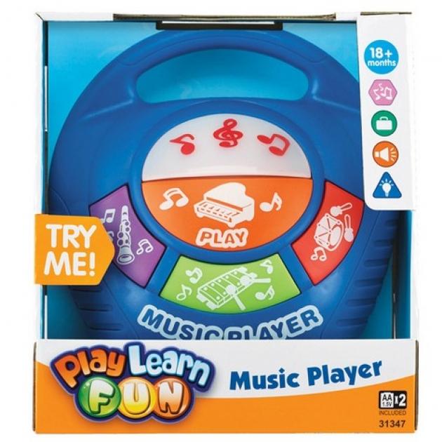 Музыкальная игрушка Keenway круг 31347