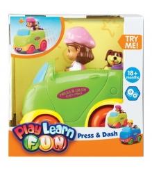 Девочка в кабриолете Keenway 32628
