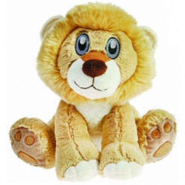 Мягкая игрушка лев милаха 30 см 25 13001 3