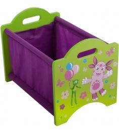 Ящик комод для игрушек Лунтик Zm002Lb...