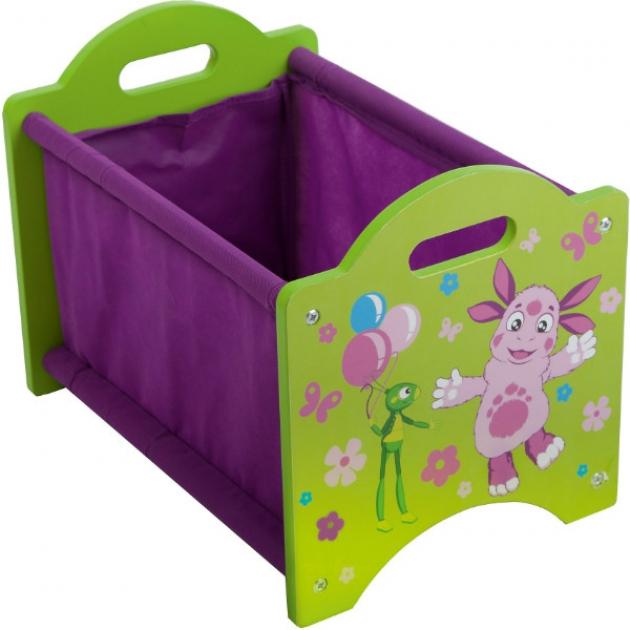 Ящик комод для игрушек Лунтик Zm002Lb