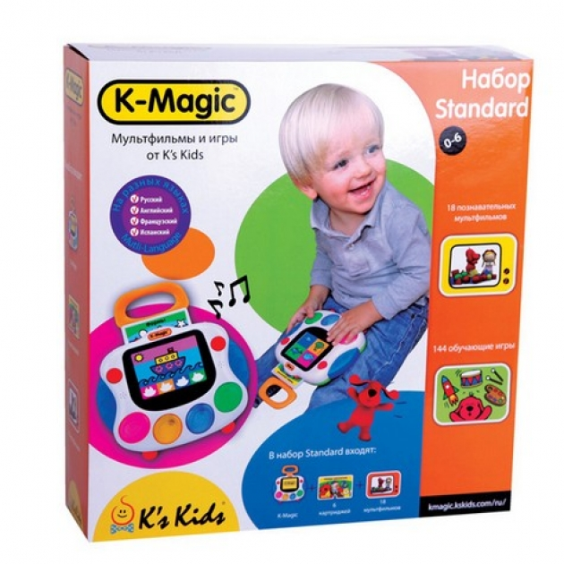 Набор K-Magic Standard K's kids Арт. KA559