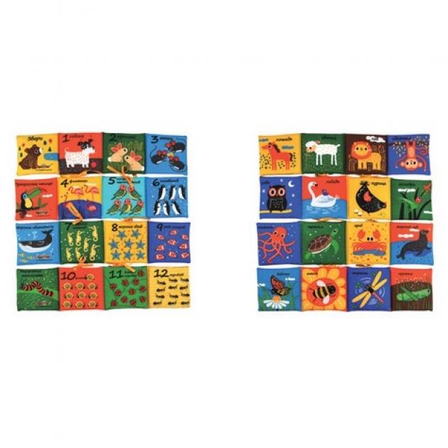 Развивающая книжка Детский коврик K's kids RP50313