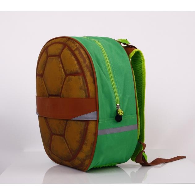Рюкзак для мальчика Gulliver Панцирь Черепашки ниндзя К10082