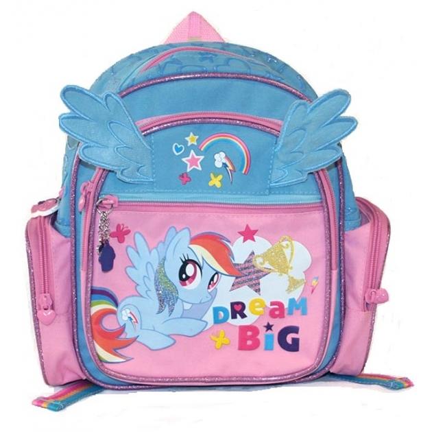 Рюкзак для девочки Gulliver My Little Pony с крылышками M230038-K
