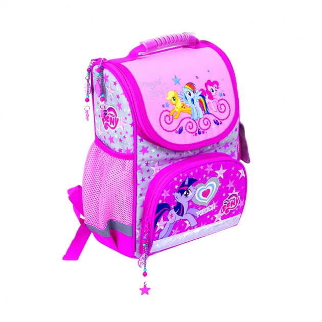 Рюкзак для девочки Gulliver My little pony MLP-08