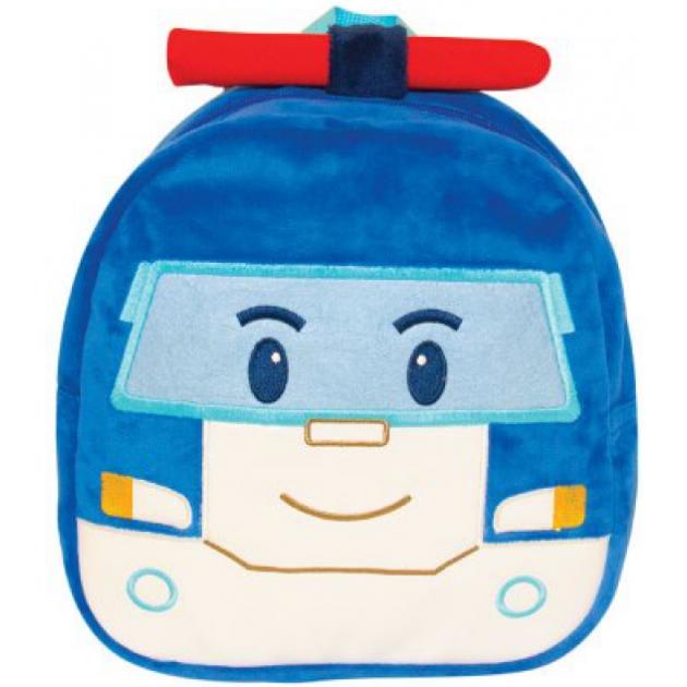 Детский плюшевый рюкзак Поли PR002BP