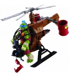 Набор черепашек ниндзя Вертолет 94054