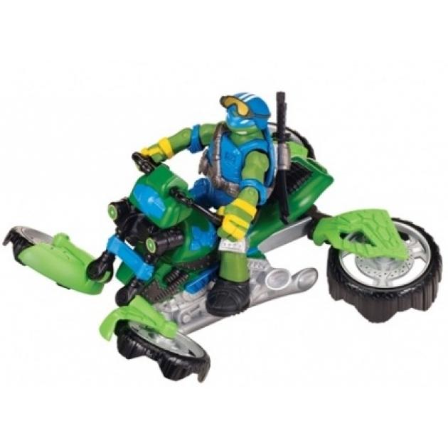 Мотоцикл-квадрокоптер Mutation с фигуркой Лео 94262