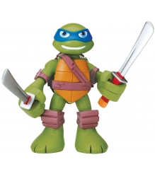 Говорящая фигурка Черепашки ниндзя Half Shell Hero Леонардо 15 см 96311...