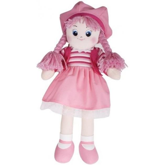 Мягкая игрушка кукла клубничка с двумя косичками 50 см 30 11bac3503