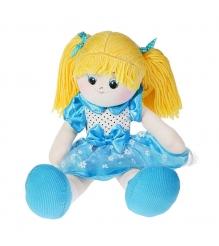Мягкая игрушка кукла голубичка с двумя хвостиками 60 см 30 bac7015...