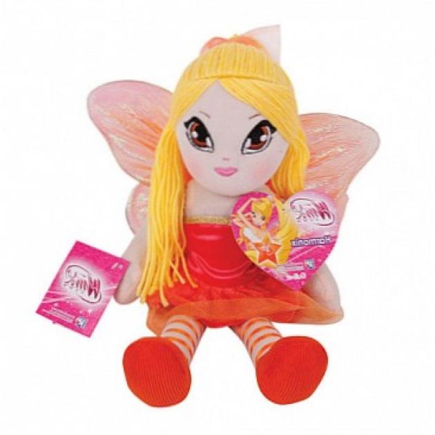 Мягкая игрушка кукла винкс стелла 40 см 30 bac7191