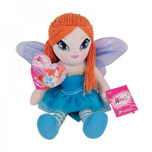 Мягкая игрушка кукла винкс блум 40 см 30 bac7192