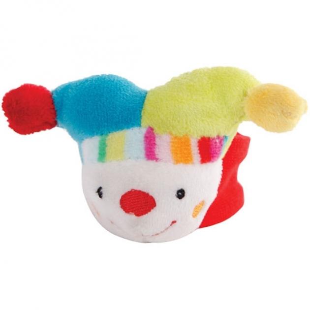 Мягкая игрушка на запястье Клоун 152746