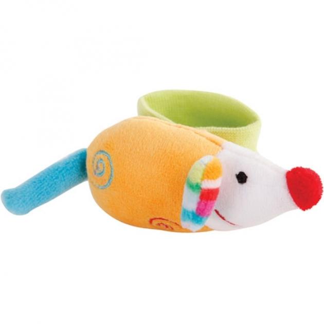 Мягкая игрушка на запястье Мышонок 152760