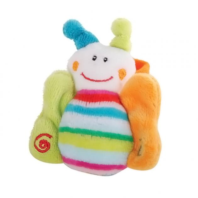 Мягкая игрушка на запястье Бабочка 152784