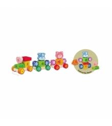 Деревянная игрушка Im toy Кошка с собачкой 27780