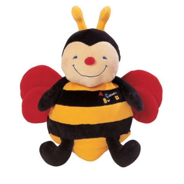 Музыкальная игрушка Пчела поет и хихикает Ks kids KA253