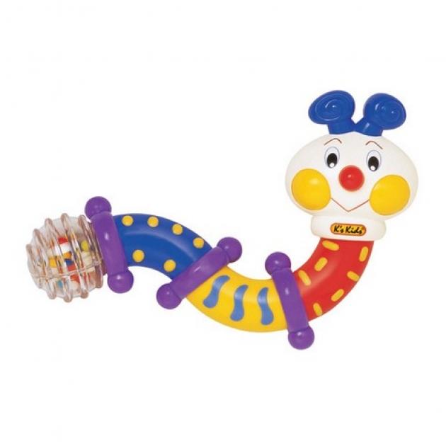 Развивающая игрушка Гусеница K's kids (Арт. KA307)