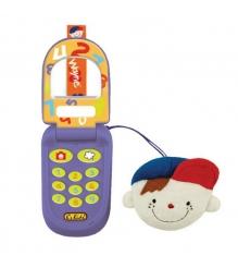 Музыкальный телефон с функцией записи Вэйн K's kids  KA516...
