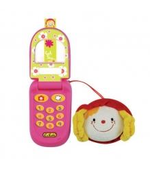 Музыкальный телефон с функцией записи Джулия K's kids KA517...
