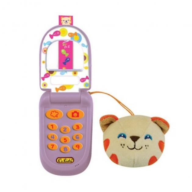 Музыкальный телефон с функцией записи Ми Ми K's kids (Арт. KA519)