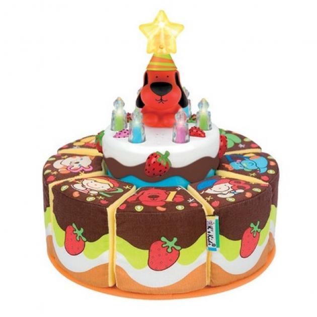 Развивающая игра Именинный торт K's kids (Арт. KA543)