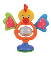 Развивающая игрушка на присоске Курочка Эмма K's kids KA544